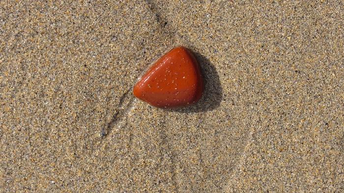 Was ein Stein erzählen kann...